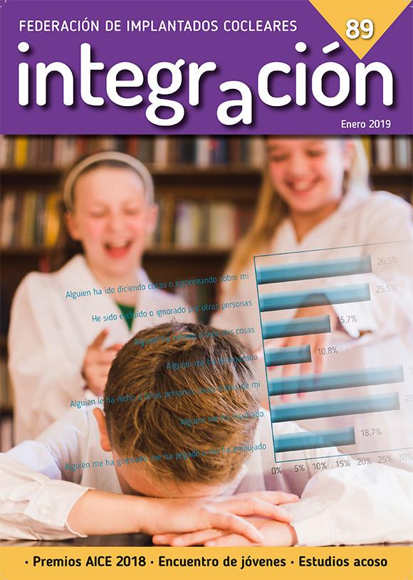 Estudio sobre el Acoso Escolar en Implantados Cocleares